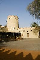 United Arab Emirates, Abu Dhabi, Al Ain, Sultan Bin Zayed Fort (Eastern Fort)