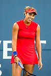 August 05, 2017: Madison Keys (USA) defeated Garbine Muguruza (ESP) 6-3, 6-2 at the Bank of the West Classic being played at the Taube Tennis Stadium in Stanford, California. ©Mal Taam/TennisClix/CSM