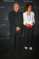 Costa-Gavras en photocall avant la soiréee Kering Women In Motion Awards lors du soixante-dixième (70ème) Festival du Film à Cannes, Place de la Castre, Cannes, Sud de la France, dimanche 21 mai 2017. Philippe FARJON / VISUAL Press Agency