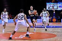 New Zealand Tall Blacks' Jarrod Kenny in action during the FIBA World Cup Basketball Qualifier - NZ Tall Blacks v Jordan at Horncastle Arena, Christchurch, New Zealand on Thursday 29 November  2018. <br /> Photo by Masanori Udagawa. <br /> www.photowellington.photoshelter.com