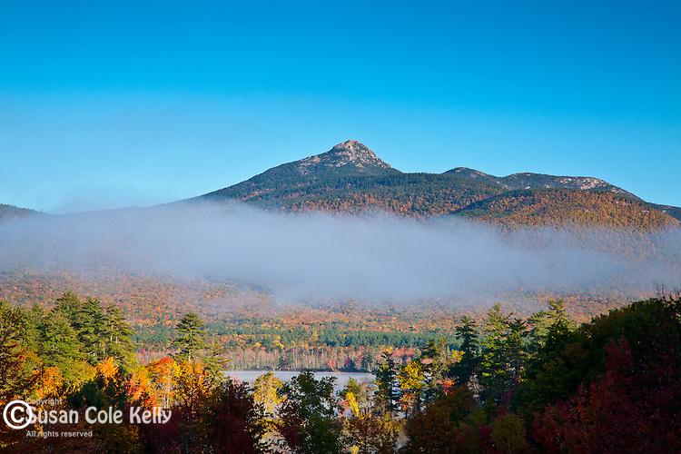 Mount Chocorua  over Chocorua  Lake, Tamworth, NH, USA