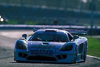 #31 Konrad Saleen S7..2002 Rolex 24 at Daytona, Daytona International Speedway, Daytona Beach, Florida USA Feb. 2002.(Sports Car Racing)