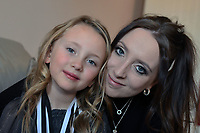 "Pictured L-R: Mia Lilly with her mum Chloe Priestley from Pembroke Dock in west Wales, UK.<br /> Re: A mother from Pembrokeshire, west Wales, has defended her decision to enter her six-year-old daughter to beauty pageants.<br /> Mia Lilly, has been selected to compete as Little Miss Wales in the Pure International finals in Orlando, Florida in June.<br /> Her mother Chloe Priestley said she has received criticism and abuse from people for allowing her daughter to take part in pageants.<br /> ""Mia got a lot of confidence from competing"". she said.<br /> Chloe began to look into pageants when Mia was four years old, after speaking to a friend.<br /> Mia won Little Miss Cardiff 2017 and Little Miss Sunshine, and finishing second in the Pure UK national finals she will compete in the US.<br /> Chloe said she understood criticism of her decision and people's concerned about body image but said beauty pageants were often misrepresented."