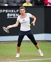 21-06-13, Netherlands, Rosmalen,  Autotron, Tennis, Topshelf Open 2013, , Simona Halep <br /> Photo: Henk Koster
