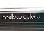 Sign, Mellow Yellow, Paris, France, Europe