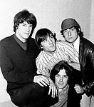 Kinks 1966 Ray Davies, Mick Avory, Pete Quaife and Dave Davies.© Chris Walter.