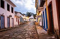 Tiradentes (MG) 04/04/20 Cidade de Tiradentes ,  a 200 km de Belo Horizonte,  é fechada ao turismo com decreto municipal em prevenção ao Corona Virus neste sabado (04)