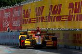 Verizon IndyCar Series<br /> Chevrolet Detroit Grand Prix Race 2<br /> Raceway at Belle Isle Park, Detroit, MI USA<br /> Sunday 4 June 2017<br /> Ryan Hunter-Reay, Andretti Autosport Honda<br /> World Copyright: Phillip Abbott<br /> LAT Images<br /> ref: Digital Image abbott_detroit_0617_7687