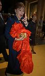 MARIA ANGIOLILLO<br /> INAUGURAZIONE PALAZZO FENDI ROMA 2005