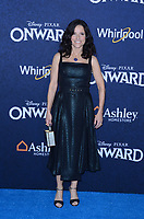 """LOS ANGELES - FEB 18:  Julia Louis-Dreyfus at the """"Onward"""" Premiere at the El Capitan Theater on February 18, 2020 in Los Angeles, CA"""