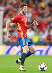 Spain's Saul Niguez during FIFA World Cup 2018 Qualifying Round match. September 2,2017.(ALTERPHOTOS/Acero)