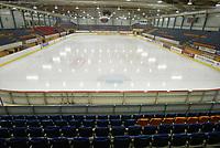 SCHAATSEN: HEERENVEEN: Juni - Juli 2004, Renovatie IJshockeyhal Thialf, ©foto Martin de Jong