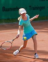 09-08-10, Hillegom, Tennis,  NJK 12 tm 18 jaar, Elise van Zijst