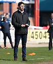 Dundee manager Paul Hartley.