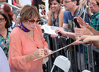 Shirley MacLaine @ Kathy Bates Walk of Fame ceremony held @ the Chinese theatre. September 20, 2016