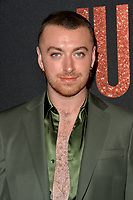"""LOS ANGELES, USA. September 20, 2019: Sam Smith at the premiere of """"Judy"""" at the Samuel Goldwyn Theatre.<br /> Picture: Paul Smith/Featureflash"""