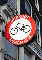 Nederland - Amsterdam- 2020.   Fiets verkoop en reparatie.     Foto ANP / Hollandse Hoogte / Berlinda van Dam
