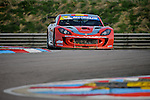 Ginetta GT Supercup : Thruxton : 04/05 May 2013