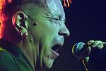 John Lydon of Public Image Ltd gig at the 02 Academy in Bristol last night.