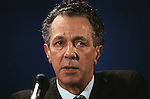Sir Keith Joseph 1980 Conservative Party political conference London UK 1980S