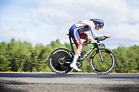 Alex Dowsett (GBR/Movistar)<br /> <br /> Elite Men TT<br /> UCI Road World Championships / Richmond 2015