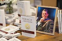 2017-11-16 Cristo Rey's Father Martinez Book Launch