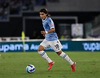 28th August 2021; Olympic Stadium, Rome, Italy; Serie A football, SS Lazio versus AC Spezia : Luka Romero of Lazio