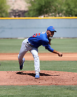 Raidel Orta - Chicago Cubs 2019 extended spring training (Bill Mitchell)