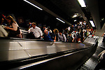Underground, London, England, United Kingdom, Great Britain