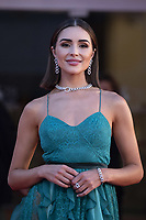 Olivia Culpo attending the America Latina Premiere as part of the 78th Venice International Film Festival in Venice, Italy on September 09, 2021. <br /> CAP/MPI/IS/PAC<br /> ©PAP/IS/MPI/Capital Pictures