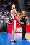 Real Madrid and Crvena Zvezda Telekom during Euroligue Basketball at Barclaycard Center in Madrid, October 22, 2015<br /> Simonovic.<br /> (ALTERPHOTOS/BorjaB.Hojas)