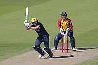 Nick Selman in batting action for Glamorgan during Glamorgan vs Essex Eagles, Vitality Blast T20 Cricket at the Sophia Gardens Cardiff on 13th June 2021