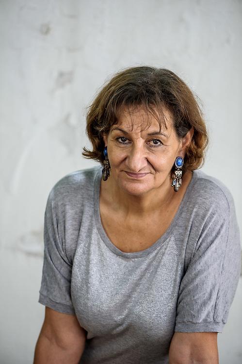 Amel Arvin Berod de SOS femmes - Marseille