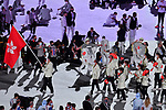 Hong Kong delegation (HKG),<br />JULY 23, 2021 : <br />Tokyo 2020 Olympic Games Opening Ceremony at the Olympic Stadium in Tokyo, Japan. <br />(Photo by MATSUO.K/AFLO SPORT)