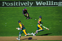 150312 ICC Cricket World Cup - South Africa v United Arab Emirates
