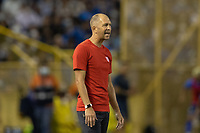 SAN SALVADOR, EL SALVADOR - SEPTEMBER 2: Head coach Gregg Berhalter of the United States during a game between El Salvador and USMNT at Estadio Cuscatlán on September 2, 2021 in San Salvador, El Salvador.