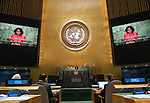GRENADA<br /> Her Excellency Ciarice MODESTE- CURWEN<br /> Minister for Foreign Affai<br /> General Assembly 70th session 25th plenary meeting<br /> Continuation of the General Debate
