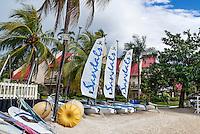 Sandals hotel and resort, Negril, Jamaica