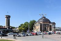 Dreifaltigkeits- oder deutsche Kirche am Stortorget in Karlskrona, Provinz Blekinge, Schweden, Europa, UNESCO-Weltkulturerbe<br /> Holy Trinity or German Church at Stortorget  in Karlskrona, Province Blekinge, Sweden