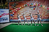 Sochi - the preparation for the Olympics by Adam Lach