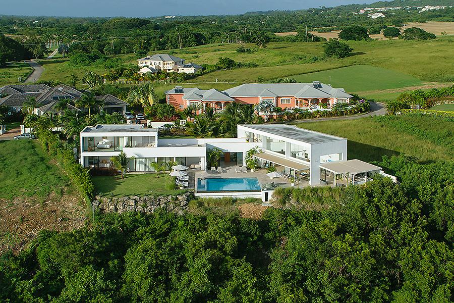 Private residence, St. James, Barnados