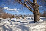 The Center Cemetery, New Salem, Massachusetts