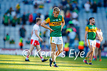 Killian Spillane, Kerry, Players after the Senior football All Ireland Semi-Final between Kerry and Tyrone at Croke park on Saturday.