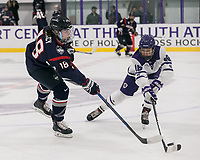 College of Holy Cross vs University of Connecticut, January 5, 2019