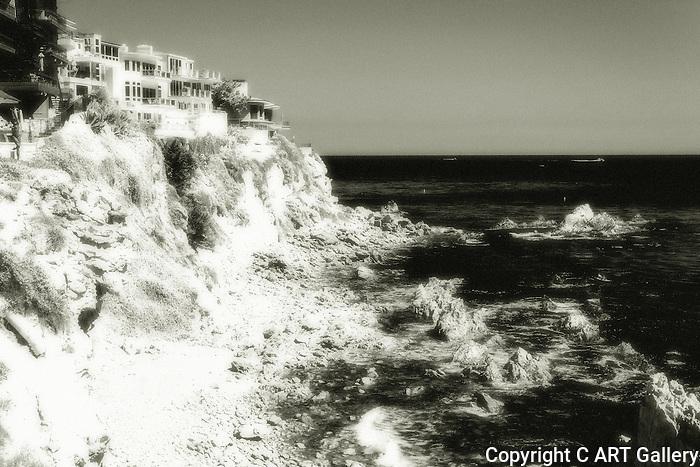 Coast, Corona del Mar, CA.