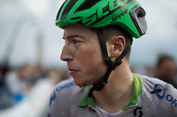 Jens Keukeleire's (BEL/Orica-GreenEDGE) post-race face<br /> <br /> Belgian National Road Cycling Championships 2016<br /> Les Lacs de l'Eau d'Heure