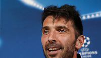 Football Soccer - Barcelona Press conference- Uefa Champions League, Juventus stadium, Turin, Italy, april 10, 2017.<br />