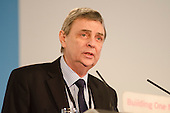 Dave Prentis Unison. Labour Party Special Conference on reform of its links to trade unions, ExCel Centre, London.