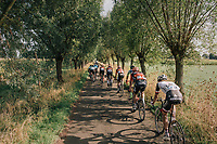 """the chasers<br /> <br /> Antwerp Port Epic 2018 (formerly """"Schaal Sels"""")<br /> One Day Race:  Antwerp > Antwerp (207 km; of which 32km are cobbles & 30km is gravel/off-road!)"""