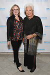 """Nicole Fosse and Joy Abbott during The """"Mr. Abbott"""" Award 2019 at The Metropolitan Club on 3/25/2019 in New York City."""